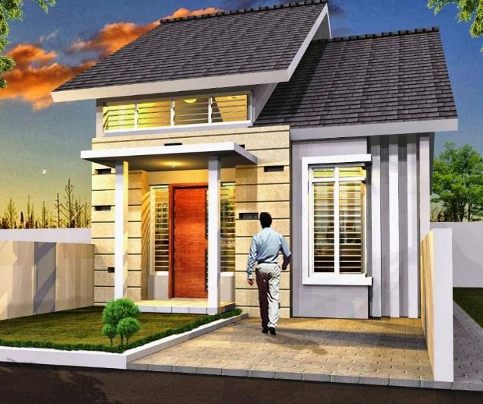 Tips Membangun Rumah Minimalis di Lahan yang Sempit