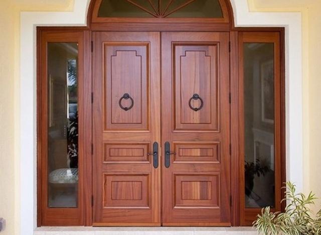 Berikut Ini Keuntungan Menggunakan Pintu Dua Daun
