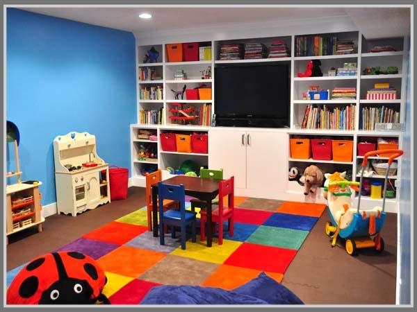 Agar Anak  Aman Bermain, Inilah Tips Memilih Karpet di Ruang Bermain Anak