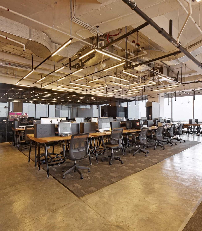 Desain kantor Industrial, Yang Bikin Nyaman