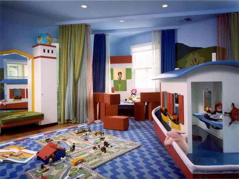 Jangan Biarkan Bahaya Mengintai! Inilah Tips Dekorasi Ruang Bermain Agar Aman Untuk Anak